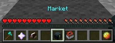 Sumo Market Eşyası Görünümü